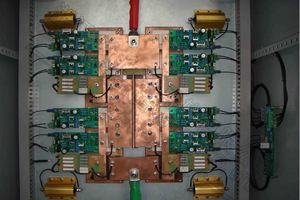 IGBT Module in induction heating application