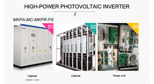 MKPA-MC MKPR-PS High-power photovoltaic inverter