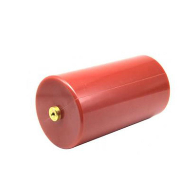 4.Epoxy potting high voltage doorknob capacitor