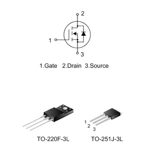 RVF4N90F(MJ) cool-Mosfet